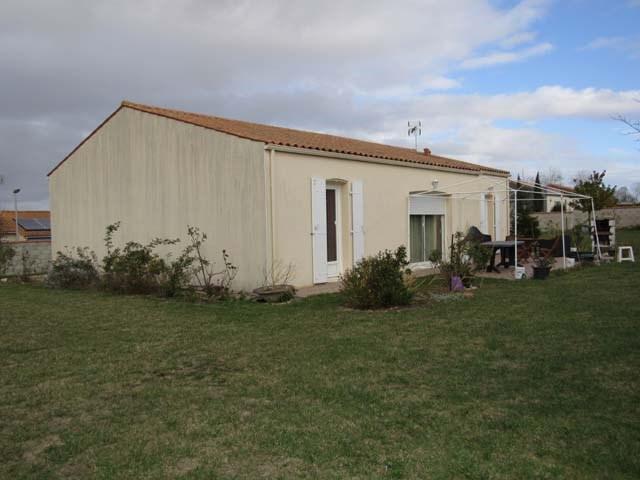 Vente maison / villa Ternant 169600€ - Photo 2