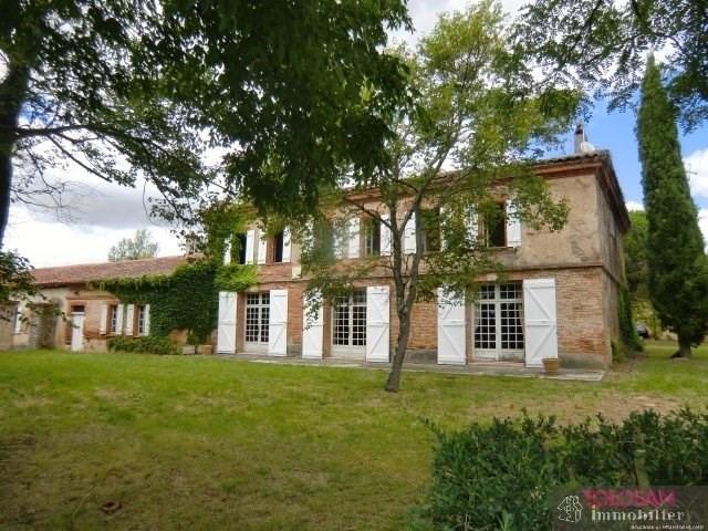 Deluxe sale house / villa Castanet coteaux 639000€ - Picture 1
