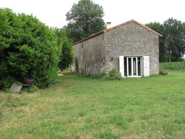 Sale house / villa Aulnay 99500€ - Picture 2