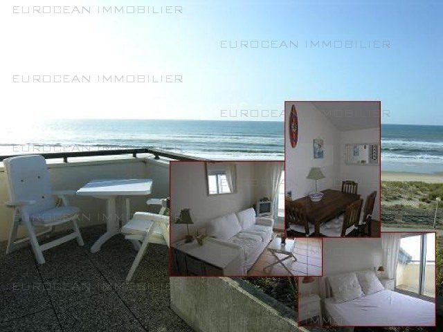 Location vacances appartement Lacanau-ocean 488€ - Photo 1
