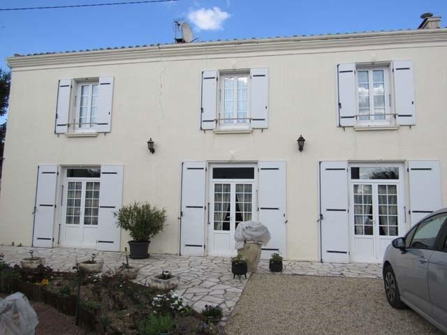 Vente maison / villa Les églises-d'argenteuil 133100€ - Photo 1