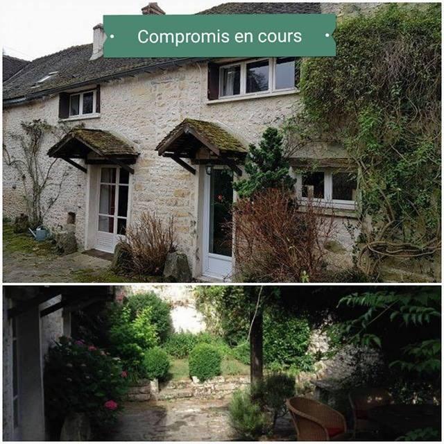 Sale house / villa Montigny-sur-loing 336000€ - Picture 1