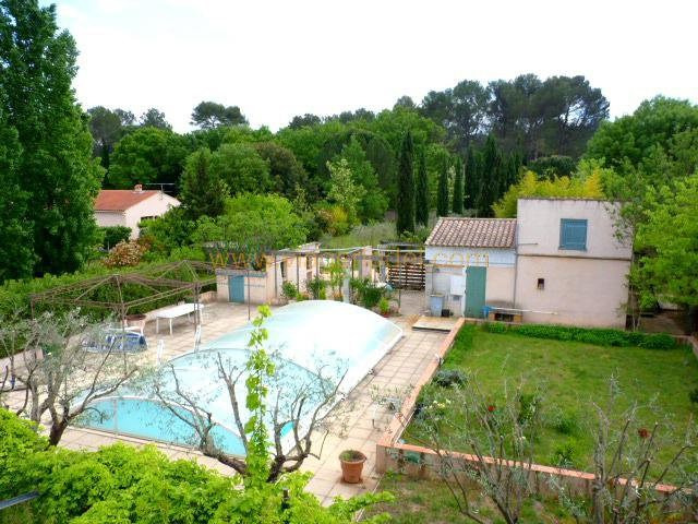 Life annuity house / villa Le val 336 000€ - Picture 1