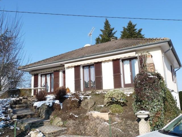Vendita casa Montverdun 185000€ - Fotografia 1
