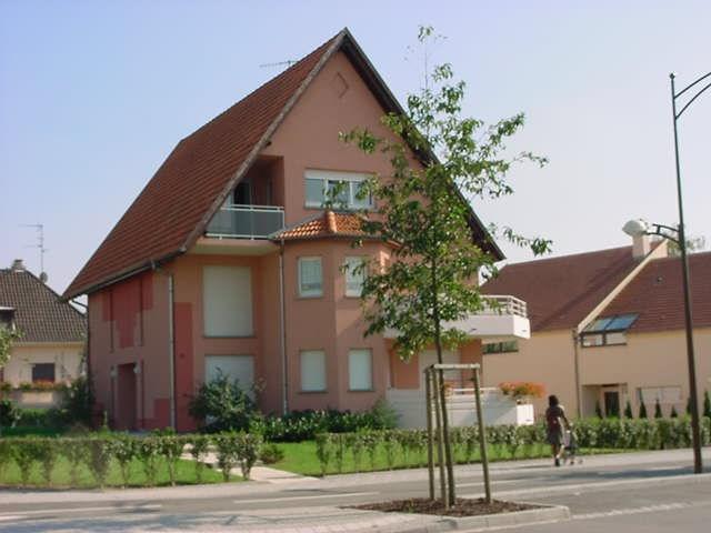 Alquiler  apartamento Strasbourg 545€ CC - Fotografía 6