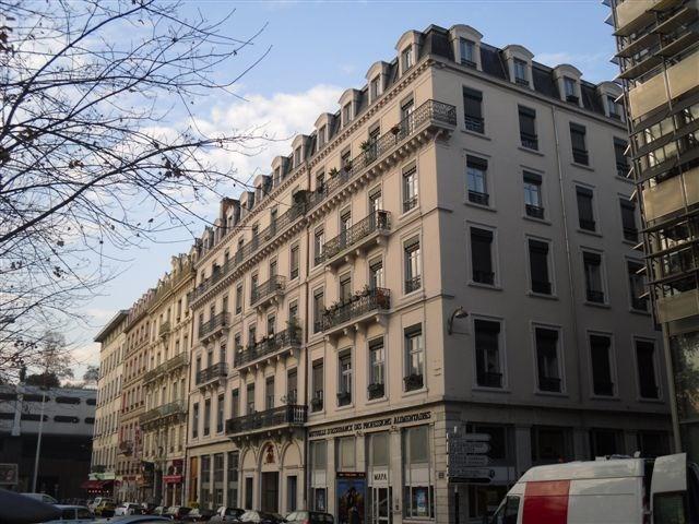 Location appartement Lyon 2ème 457€ CC - Photo 1