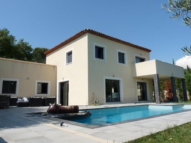 Deluxe sale house / villa Roquevaire 790000€ - Picture 1