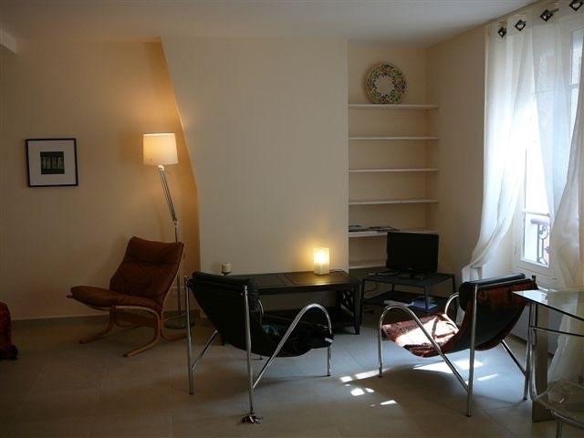 Rental apartment Paris 12ème 1250€ +CH - Picture 1
