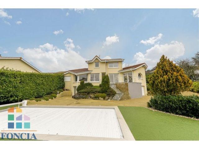 Vente maison / villa Revonnas 472000€ - Photo 2