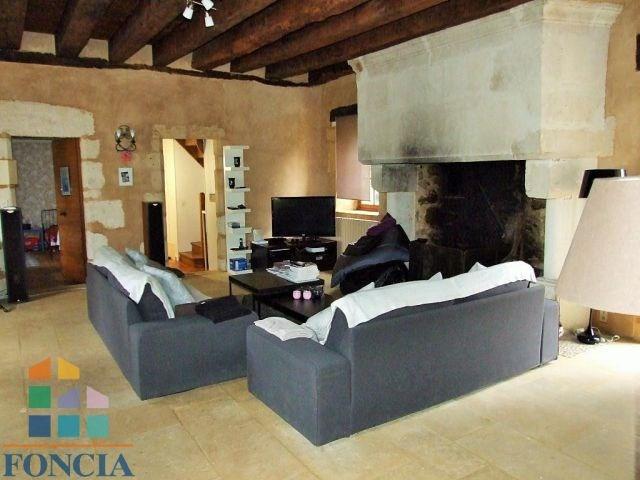 Rental house / villa Saint-sauveur 1450€ CC - Picture 2