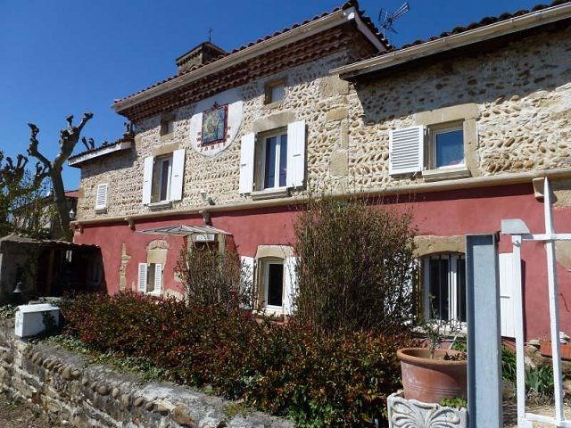 Vente maison / villa Hauterives 205000€ - Photo 2