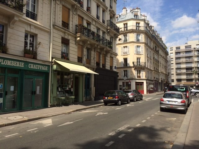 Vente fonds de commerce boutique Paris 11ème 365 000€ - Photo 1