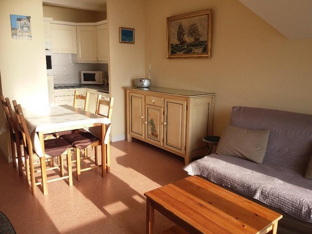 Vacation rental apartment Wimereux 400€ - Picture 4