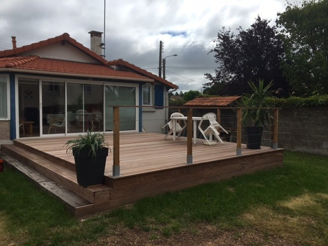 Vacation rental house / villa St brevin l ocean 675€ - Picture 2