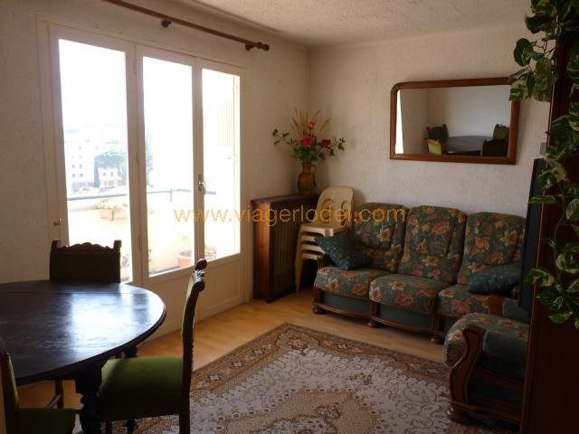 Life annuity apartment Saint-raphaël 52 000€ - Picture 2