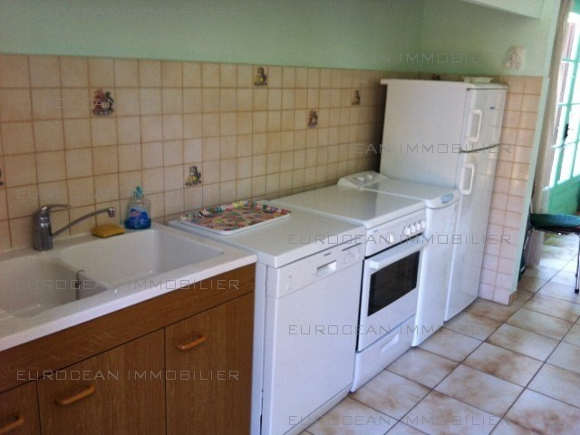 Location vacances maison / villa Lacanau-ocean 525€ - Photo 3