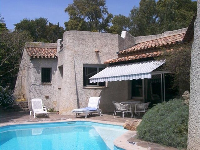 Vacation rental house / villa Les issambres 1 410€ - Picture 3