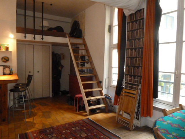Sale apartment Paris 1er 460 000€ - Picture 2