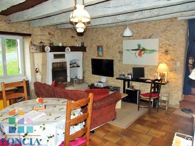 Sale house / villa Saint-jean-d'eyraud 213000€ - Picture 5