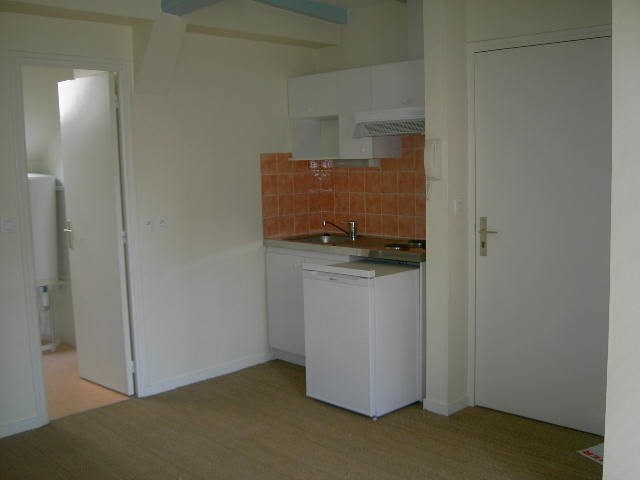 Location appartement Vannes 315€ CC - Photo 1