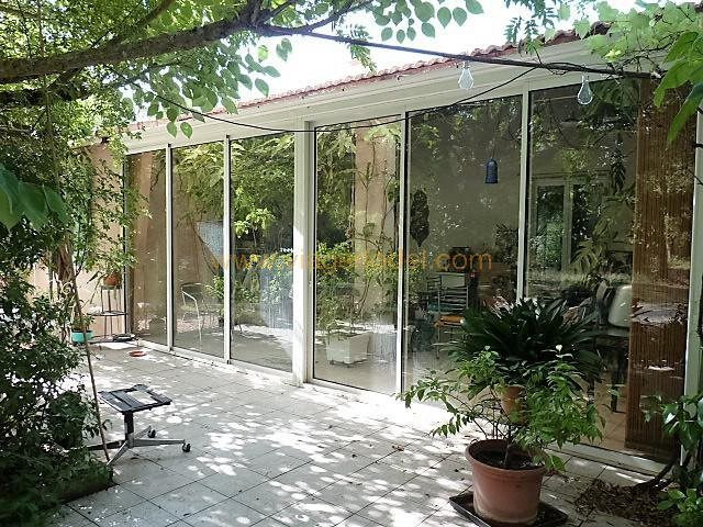 Vente maison / villa Nans-les-pins 410000€ - Photo 1