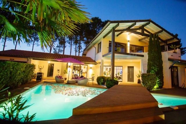 Venta de prestigio  casa Saubion 790000€ - Fotografía 1