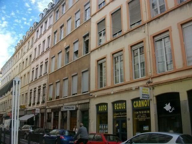 Location appartement Lyon 6ème 653€ CC - Photo 1