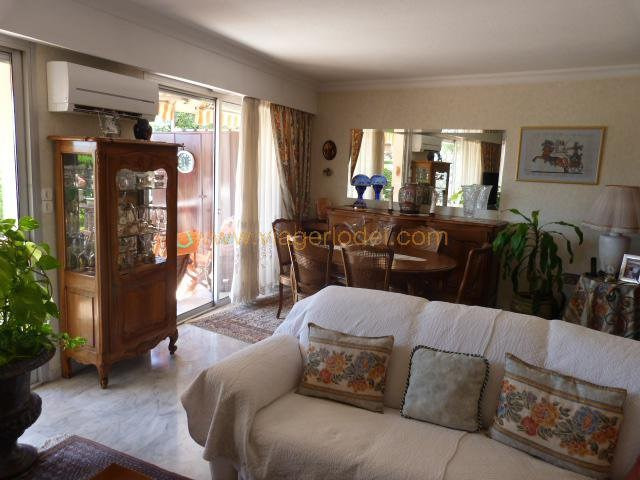 Life annuity apartment Saint-laurent-du-var 80 000€ - Picture 3