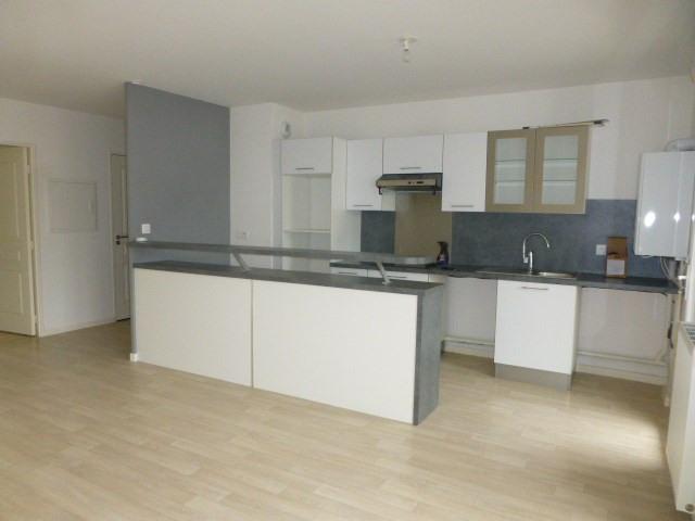 Rental apartment Gargenville 830€ CC - Picture 3