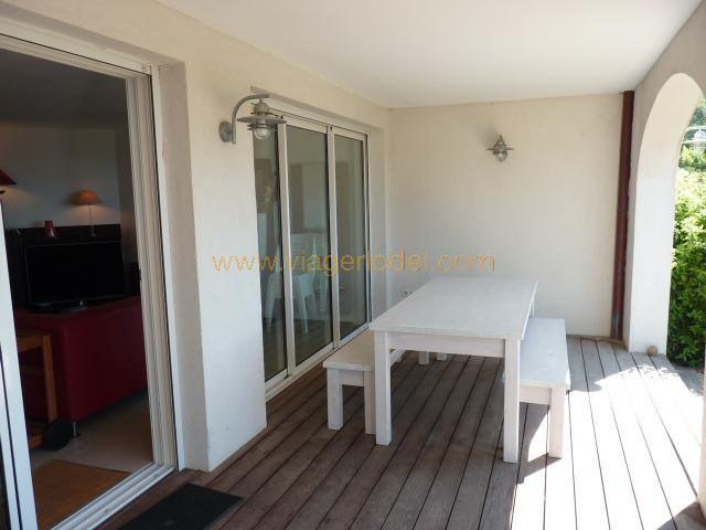 Vendita nell' vitalizio di vita appartamento Rayol-canadel-sur-mer 165000€ - Fotografia 7
