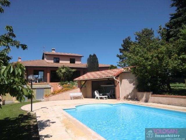 Vente maison / villa Montgiscard 485000€ - Photo 1
