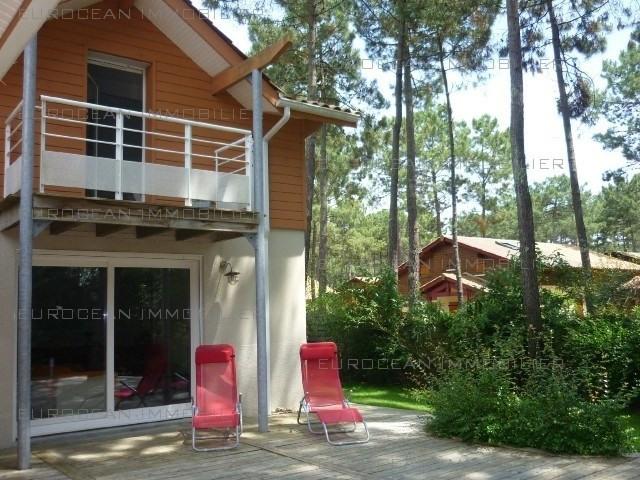 Vermietung von ferienwohnung haus Lacanau-ocean 327€ - Fotografie 1