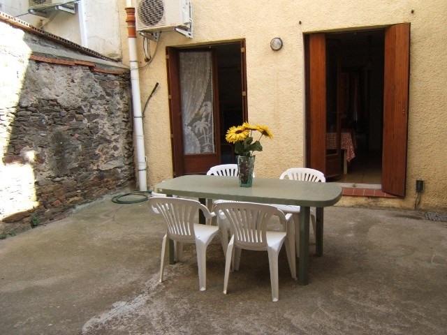 Alquiler vacaciones  casa Collioure 522€ - Fotografía 1