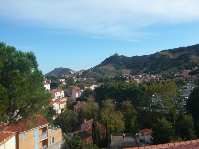 Vacation rental apartment Collioure 367€ - Picture 1