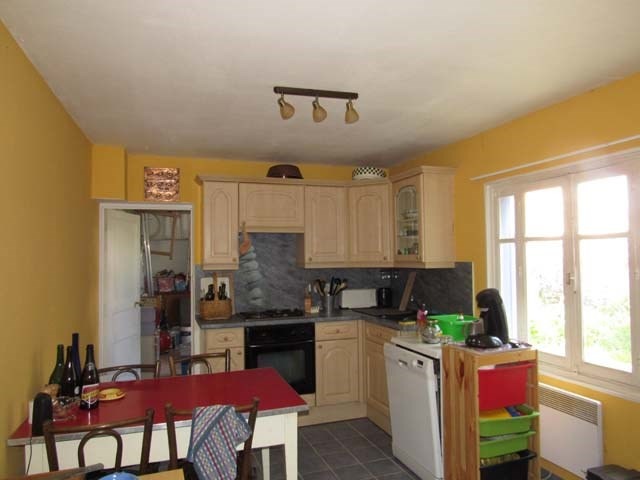 Sale house / villa Loulay 96 300€ - Picture 2