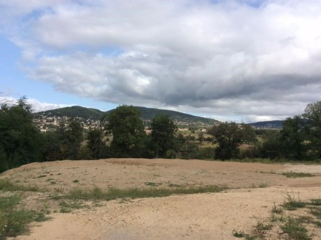 Sale site Annonay 372 000€ - Picture 1