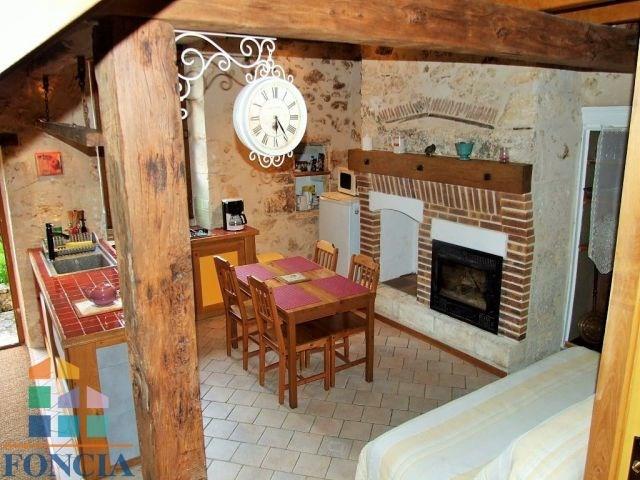 Sale house / villa Saint-jean-d'eyraud 213000€ - Picture 6
