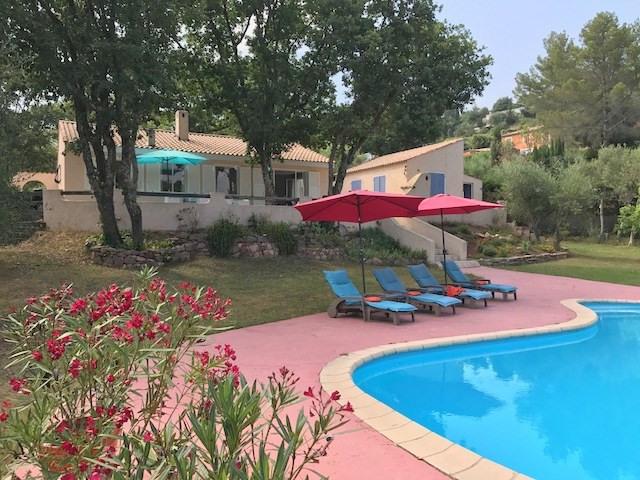 Revenda casa Bagnols-en-forêt 377000€ - Fotografia 1