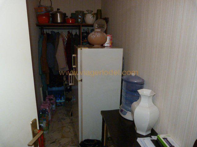 Vendita nell' vitalizio di vita appartamento Cagnes-sur-mer 55000€ - Fotografia 6
