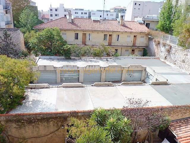 Verkauf auf rentenbasis wohnung Marseille 6ème 77500€ - Fotografie 11