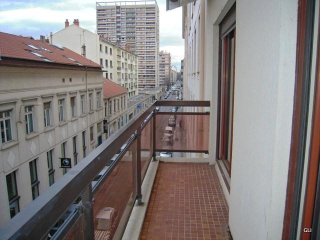 Rental apartment Lyon 6ème 1300€ CC - Picture 1