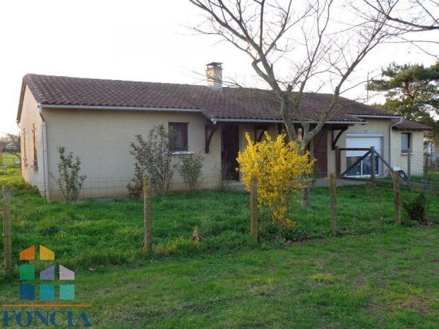 Vente maison / villa Lamonzie saint martin 118000€ - Photo 2