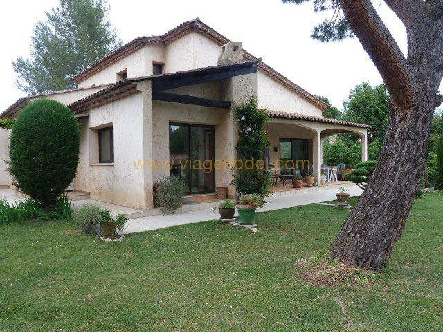 Viager maison / villa Roquefort-les-pins 360000€ - Photo 1