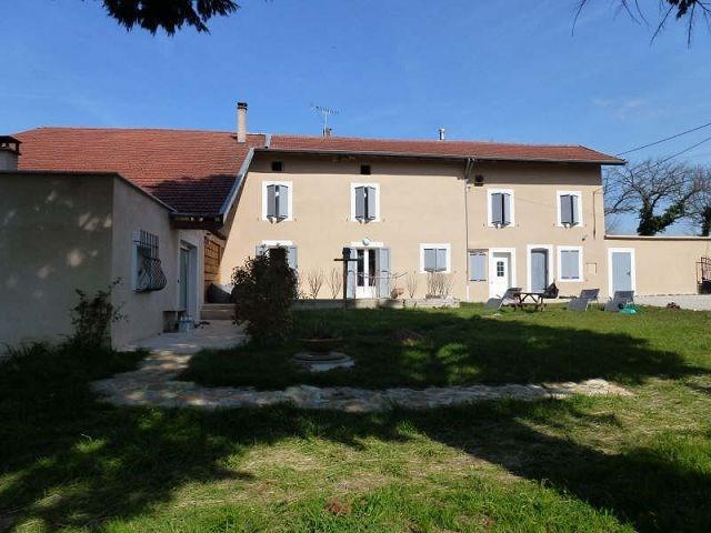 Sale house / villa Hauterives 340000€ - Picture 1
