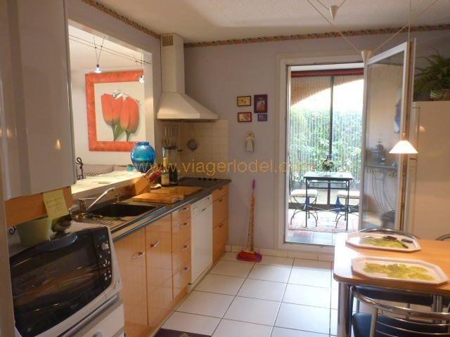 Vendita nell' vitalizio di vita appartamento Fréjus 43000€ - Fotografia 5