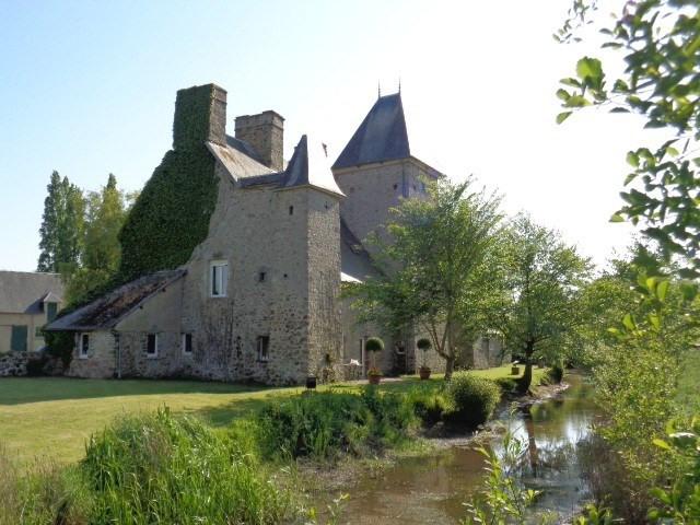 Immobile residenziali di prestigio castello Pont hebert 892500€ - Fotografia 1