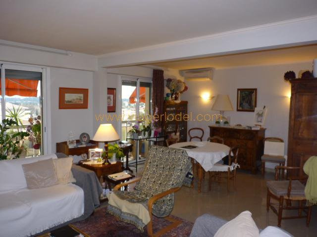 Vendita nell' vitalizio di vita appartamento La garde 47000€ - Fotografia 3