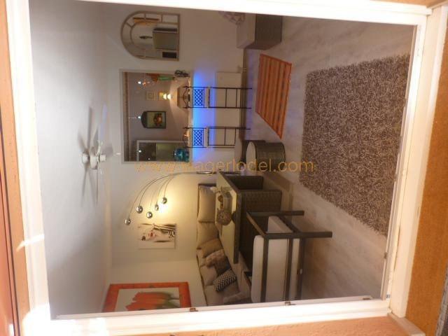 Vendita nell' vitalizio di vita appartamento Fréjus 43000€ - Fotografia 7