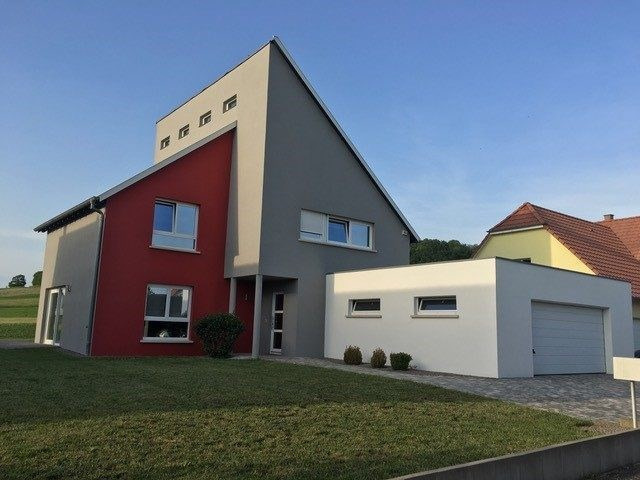 Deluxe sale house / villa Lixhausen 445000€ - Picture 1