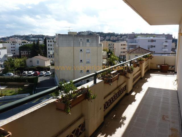 Life annuity apartment Saint-raphaël 52 000€ - Picture 1